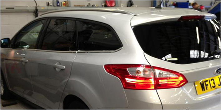 car tinting Gloucester 1