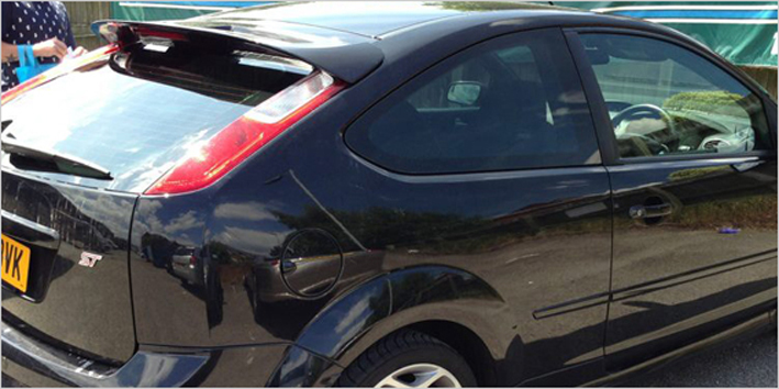 car tinting Gloucester 9
